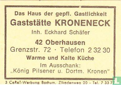 Gaststätte Kroneneck - Eckhard Schäfer