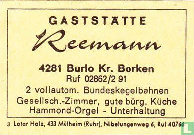 Gaststätte Reemann