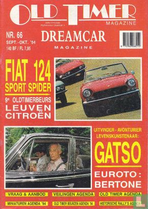 Old Timer Magazine 66