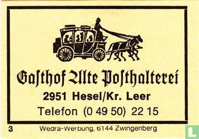 Gasthof Alte Posthalterei