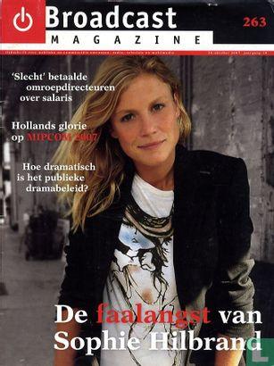Broadcast Magazine - BM 263 - Image 1