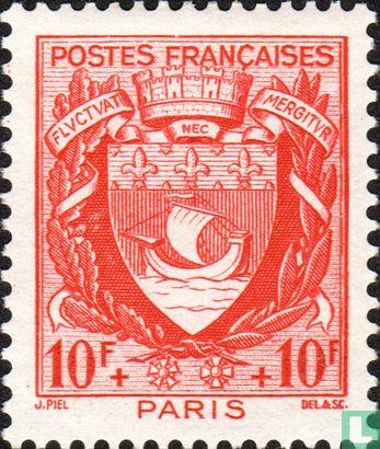 Frankrijk [FRA] - Stadswapens
