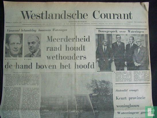 Westlandsche Courant 299 - Afbeelding 1