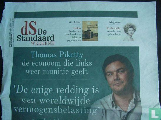 De Standaard - Editie West-Vlaanderen [BEL] 81 - Afbeelding 1