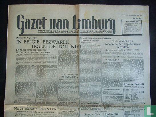 Gazet van Limburg 882 - Afbeelding 1