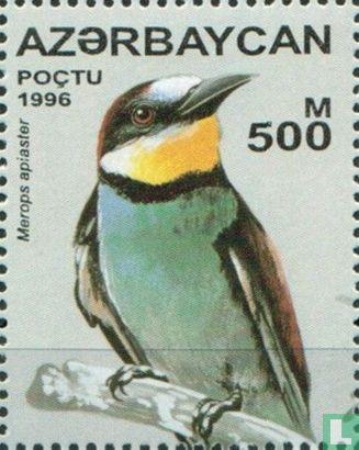 Azerbaijan - Birds
