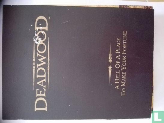 DVD - Deadwood-box