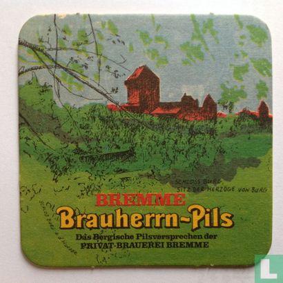 Duitsland - Das Bergische Pilsversprechen der PRIVAT-BRAUEREI BREMME