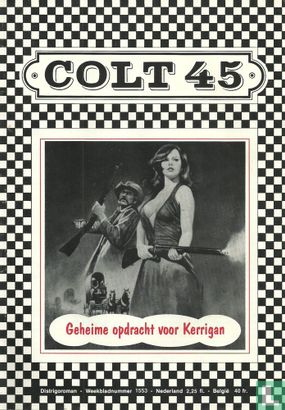 Colt 45 #1553 - Image 1