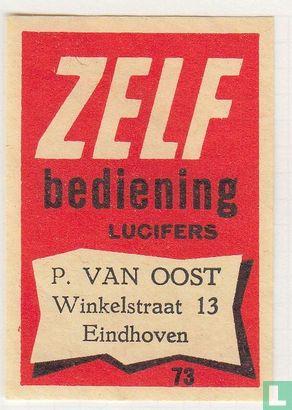 Zelf bediening P. van Oost - Image 1