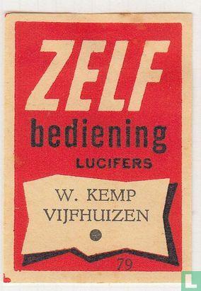 Zelf bediening W. Kemp - Image 1