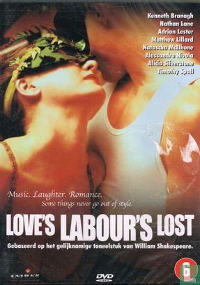 DVD - Love's Labour's Lost