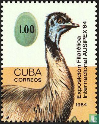 Cuba - Ausipex '84