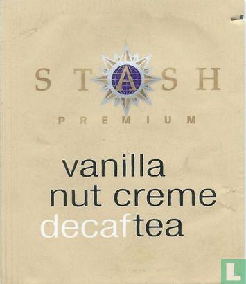 Stash - vanilla nut creme