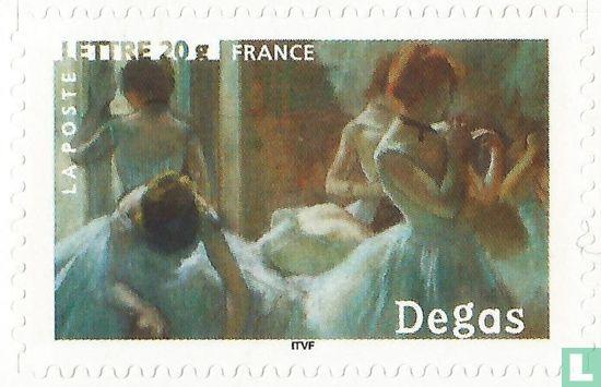 Frankrijk [FRA] - Danseressen