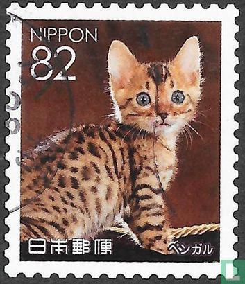 Japan [JPN] - Huisdieren 2 - Katten