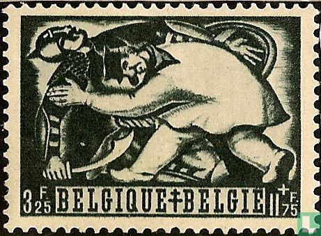 Belgium [BEL] - Tchantchès