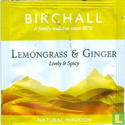 Birchall - Lemongrass & Ginger