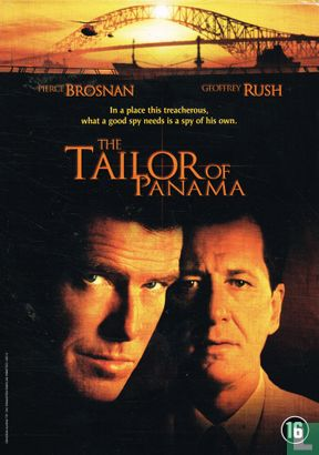 DVD - The Taylor of Panama