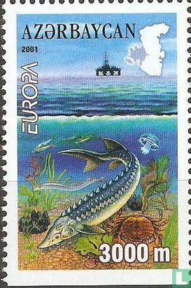 Azerbaijan - Europa – Water, treasure of nature