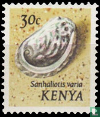 Kenya - Shell