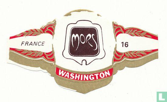 Washington - MORS - FRANCE