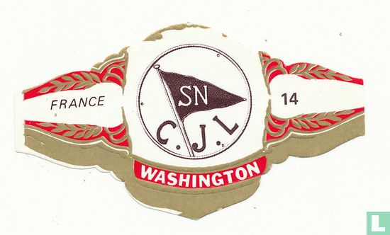 Washington - SN C. J. L-FRANCE