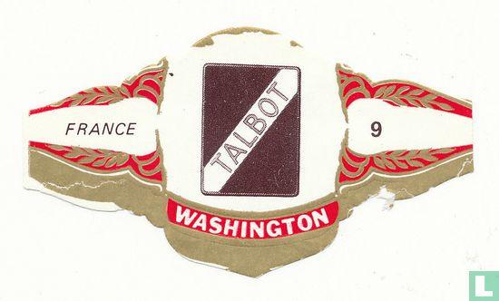 Washington - TALBOT - FRANCE