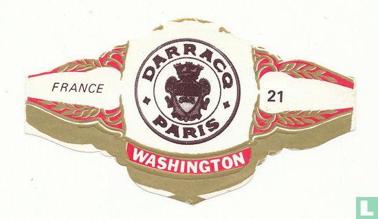 Washington - DARRACQ. PARIS. -FRANCE