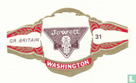 Washington - Jowett-GR-BRITAIN