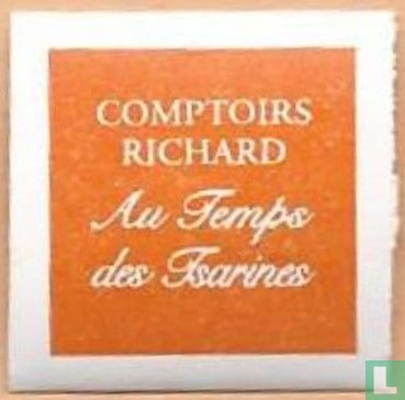 Comptoirs Richard - Comptoirs Richard Au Temps des Tsarines