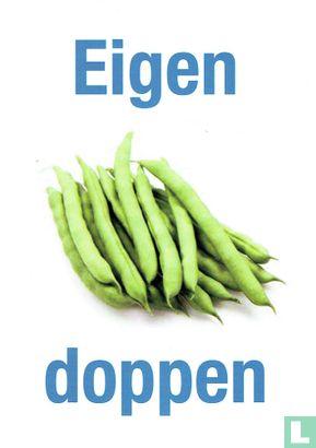 "Boomerang Freecards - B160211 - Aldi ""Eigen (boontjes) doppen"""