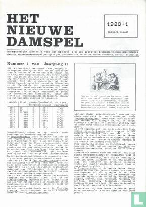 Het Nieuwe Damspel 1 - Afbeelding 1