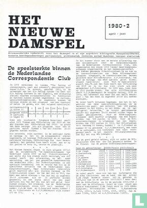 Het Nieuwe Damspel 2 - Afbeelding 1