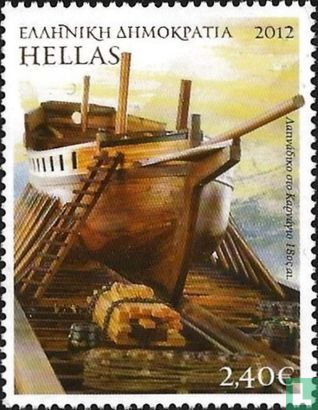 Greece - Nautical history