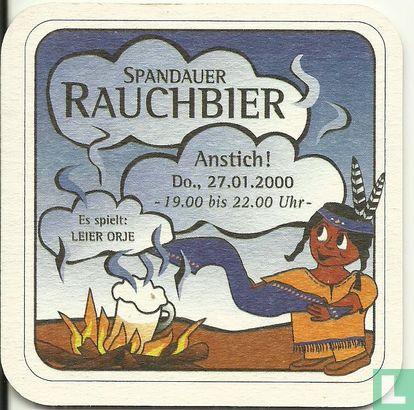Germany - Spandauer Rauchbier