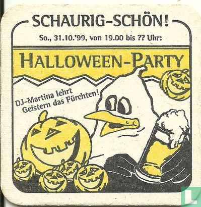 Germany - Halloween Party