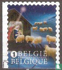 België [BEL] - Kerstmis