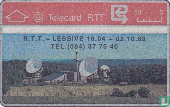 Regie voor Telegraaf en Telefoon - Lessive 1988
