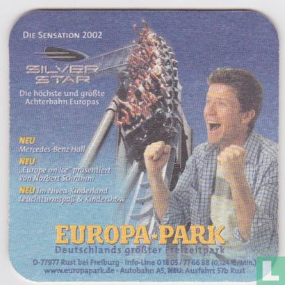 Germany - Europa*Park® - Silver Star / Bitburger