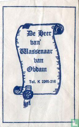 Sachet - De Heer van Wassenaar