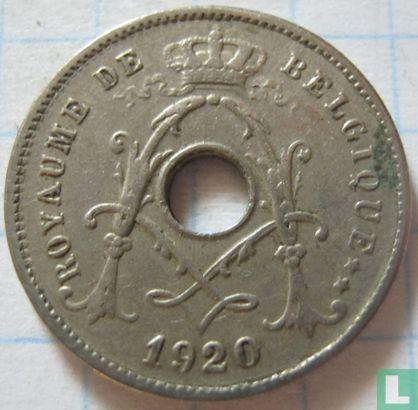 België - België 5 centimes 1920 (FRA)