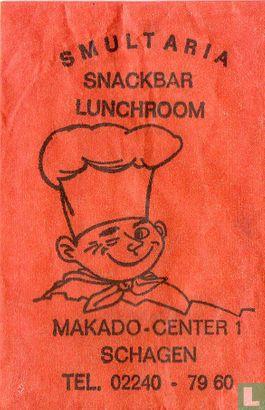 Zakje - Smultaria Snackbar Lunchroom Makado Center