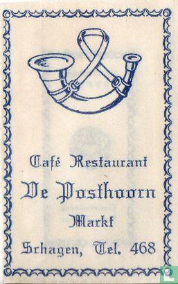 Sachet - Café Restaurant De Posthoorn