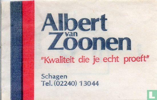 Sachet - Albert van Zoonen