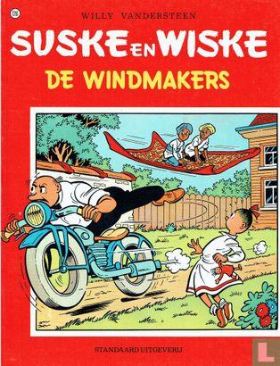 Suske und Wiske (Frida und Freddie, Ulla und Peter) - De windmakers