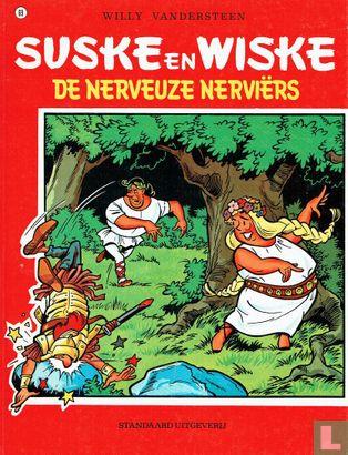 Suske und Wiske (Frida und Freddie, Ulla und Peter) - De nerveuze Nerviërs