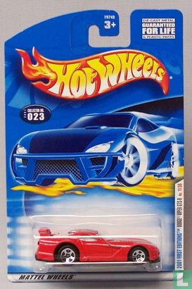 Mattel Hot Wheels - Dodge Viper GTS-R