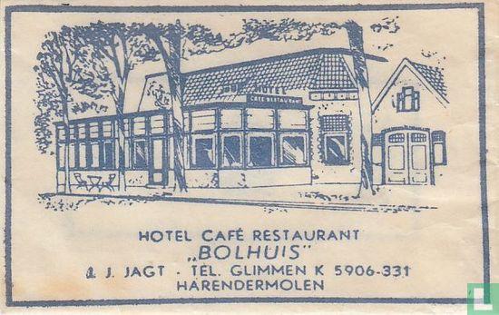 """Zakje - Hotel Café Restaurant """"Bolhuis"""""""