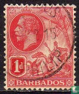 Barbados [BRB] - George V
